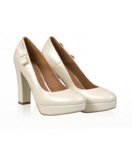 Pantofi mireasa N29 Feathers - orice culoare