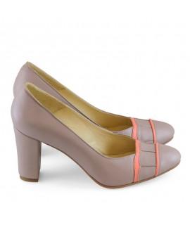 Pantofi Dama D6 Piele Naturala - orice culoare