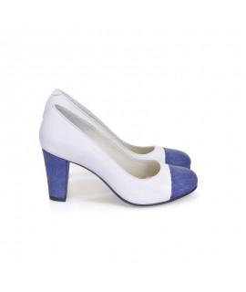 Pantofi Dama D112 Piele Naturala - orice culoare