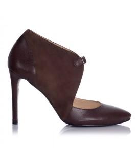 Pantofi Piele Stiletto Ronda F15  - orice culoare