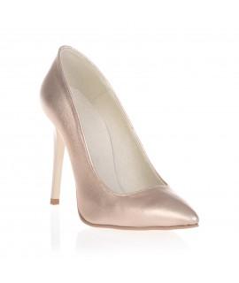 Pantofi Stiletto Very Chic  Auriu  - disponibili pe orice culoare