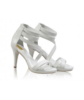 Sandale mireasa N38 Angel White - orice culoare
