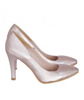 Pantofi Dama D65 Piele Naturala - orice culoare