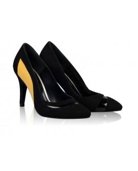 Pantofi Dama Piele N32 -  pe stoc